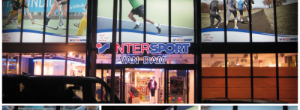 Gevelreclame Intersport